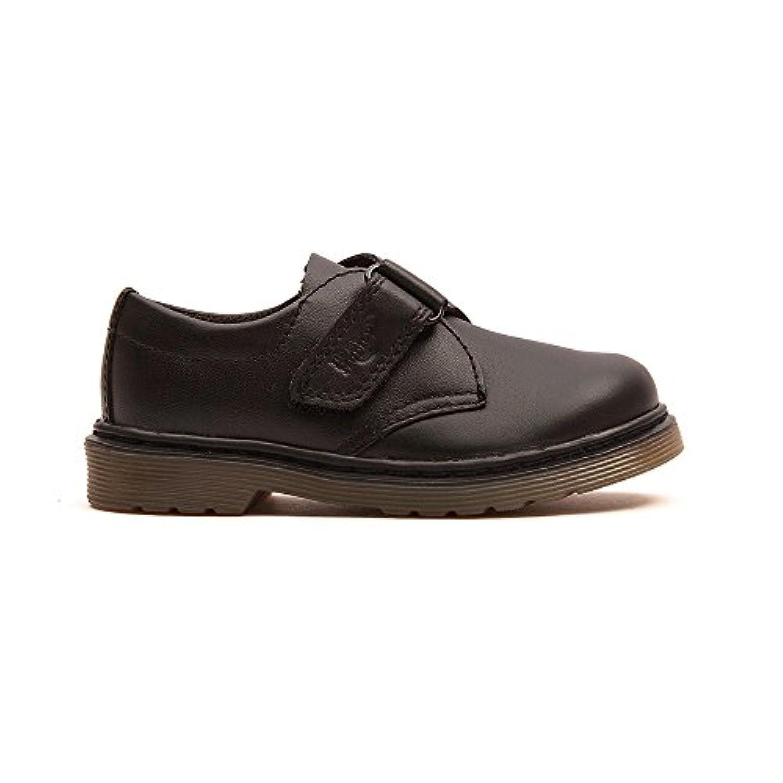 Dr Martens - Sammy Velcro Shoes, Black, 7 UK Child