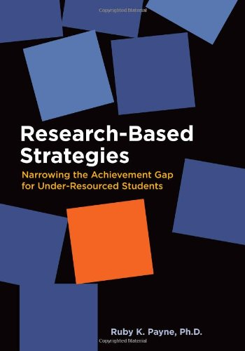 Research Based Strategies Narrowing Achievement Under Resourced product image