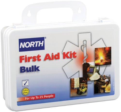 North by Honeywell 019702-0002L 25 person Kit, Bulk, Plastic Emotional Tool Kit