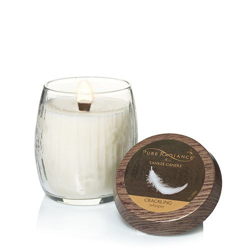Yankee Candle Whisper Small Pure Radiance Candle Yankee Candle Company