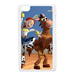 Disneys Toy Story 003 iPod Touch 4 Case White TPU Phone Case RV_630740