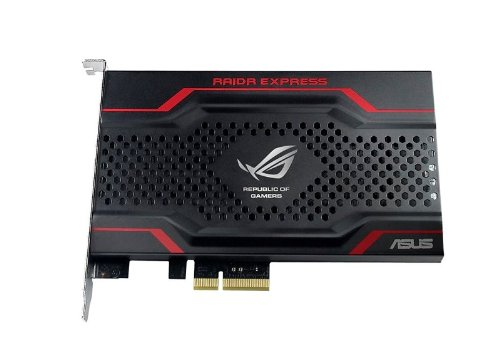 ASUS Computer International Direct RAIDR EXPRESS PCI Express 240 GB and 8-Inch 90MB0G60-M0AAY0 by Asus