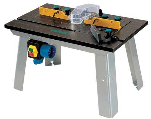 Wolfcraft 6157000 Milling Table Master Rt 460 Amazoncouk Diy Tools