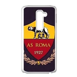 As Roma Logo LG G2 Cell Phone Case White y2e18-344180