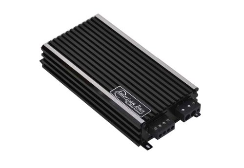 American Bass 2500W Max Class D Amplifier Phantom Micro-Technology by American Bass