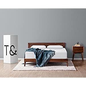 Tuft & Needle Mattress, Full Mattress with T&N Adaptive Foam, Sleeps Cooler & More Supportive Than Memory Foam Mattress, Certi-PUR & Oeko-Tex 100 Certified, 10-Year True Warranty, Made in USA, Rated CR's Best Buy Mattress