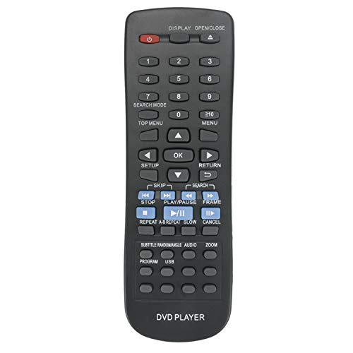 New N2QAYA000080 Replace Remote Fit for Panasonic DVD Player DVD-S700 -