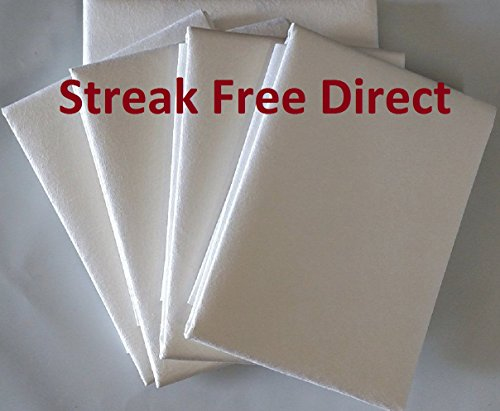 Streak Free Direct Microfiber Cleaning Cloth (12)