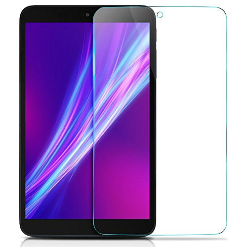 Alcatel A30 Tablet 8 Screen Protector, KuGi Alcatel A30 Tablet 8 Tablet Screen Protector - Premium Tempered Glass Screen Protector for Alcatel A30 Tablet 8 Tablet(Clear)