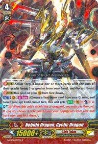 Metonaxe Dragon G-CB06//013EN Carte Vanguard CFV G-CB06//013EN RR  Star-vader