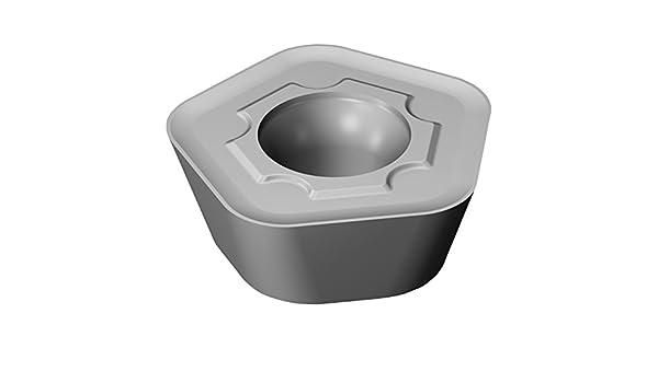 Sandvik Coromant 419N-140530E-SM S30T Carbide Milling Insert Positive Chip Breaker Pack of 10 0.12 mm Corner Radius