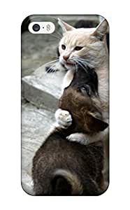 Durable Protector Case Cover With Love Has No Barriers Hot Selling Design For Iphone 5/5s