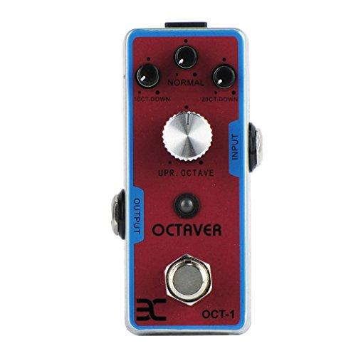 EX Digital Octave Guitar Octaver Effect Pedal True Bypass by EX