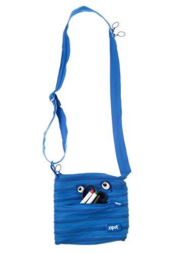 ZIPIT Monster Children Mini Shoulder Bag, Blue Photo #5