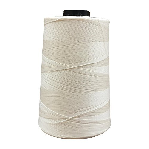 Perma Core Poly-wrap Poly Sewing Thread Tex-40 6,000 Yds (Eggshell)