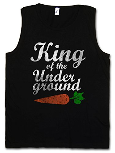 KING OF THE UNDERGROUND HERREN TANK TOP