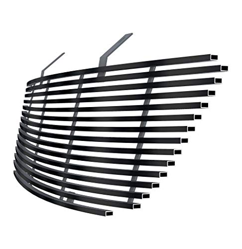 Off Roader Black Stainless Steel eGrille Billet Grille Grill for 2002-2004 Nissan Altima Insert