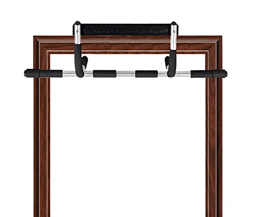 SOTASTIC Pull Up Bar Door Bar Whole Body Work Out Gym at Home, Door No Damage, Chin-Up Dip-Up Pull -Up Push-Up,Fitness Tool for Beginner, Home Exercise Pull Up Door Bar
