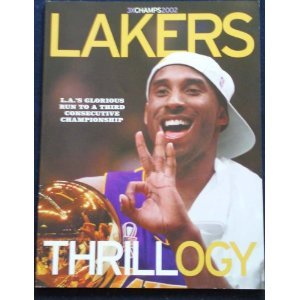 Thrillogy (Los Angeles Lakers, 2002 Champions)