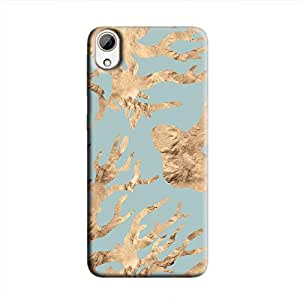 Cover It Up - Blue Nature PrintDesire 626 Hard case