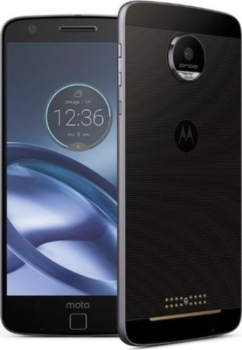 Motorola Moto Z Droid Force XT1650-02 Lunar Grey 32GB - Verizon Wireless