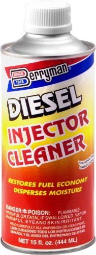Berryman (0518-6PK) Diesel Injector Cleaner - 15 oz., (Pack of 6) by Berryman Products