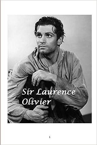 Sir Laurence Olivier Arthur Miller 9780464944317 Amazon