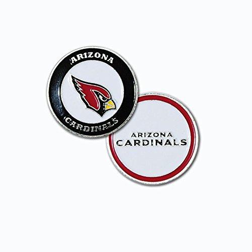 Team Golf Arizona Cardinals Ball Marker Set