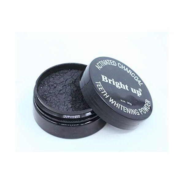 CalmaDragon Polvo blanqueador de dientes con carbón de bambú activado. Acticoco Con cascara de coco. Blanqueamiento… 8