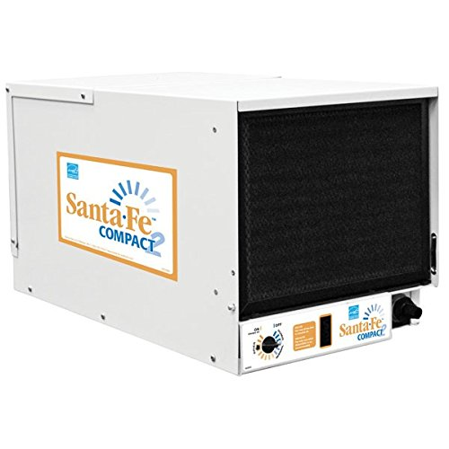 Santa Fe Compact 2 Crawl Space Dehumidifier, 70 pints/day