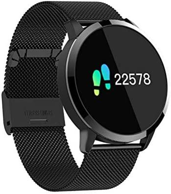 QKa Reloj Inteligente, Bluetooth Smartwatch Recordatorio ...