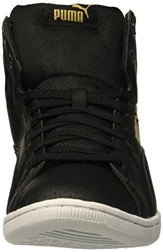 Black Puma Vikky Pour Mid Fp puma Black Baskets Mode Femme fBRfxq