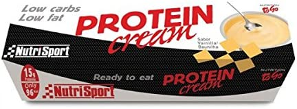 Nutrisport Protein Crema Chocolate 3 X 135 Gr 3 Tarrinas ...