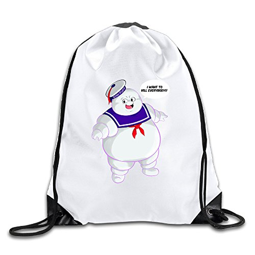 [MEGGE Stay Puft Ghostbusters By Christianimas Bag Storage Bag] (Ghostbuster Costume Ideas Homemade)