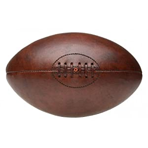 Vintage Rugbyball