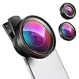 Best Smartphone Camera Lenses - AMIR AMIR Phone Camera Lens, 15X Macro Len Review