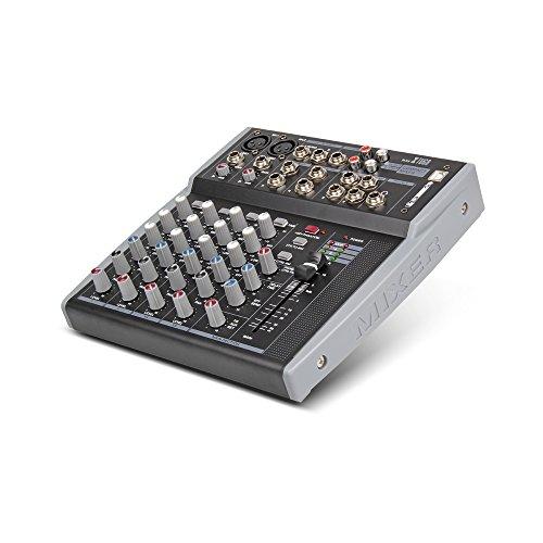 usb mixer 48v phantom power - 3