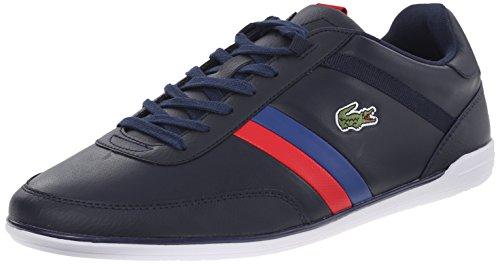 Lacoste Mens Giron TCL Fashion Sneaker Dark BlueDark Blue 7.5 M US