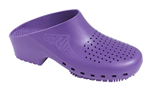 Autoclavable Ventilation with Clog Upper Calzuro Purple dTwSFdqI