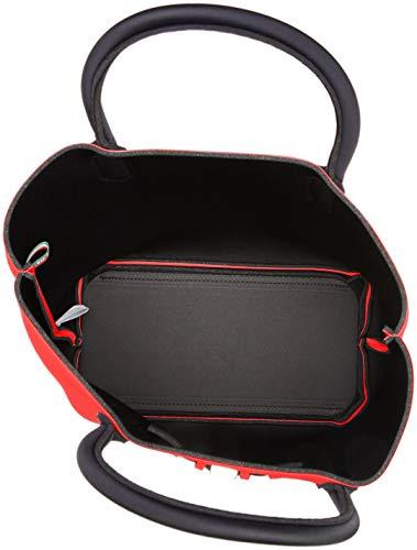 Save Bag Cmw PopstarBorsa Coat A Donna32x33x19 LRossored X Secchiello H My qS34RLcj5A