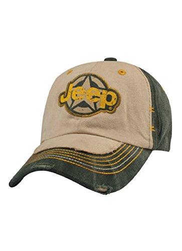 Jeep Star Applique Cap ()