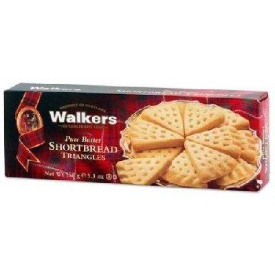Walker's Shortbread Triangle Shortbread 24x 5.3OZ