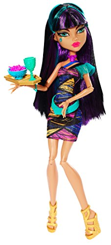 Monster High Creepateria Cleo de Nile Doll -