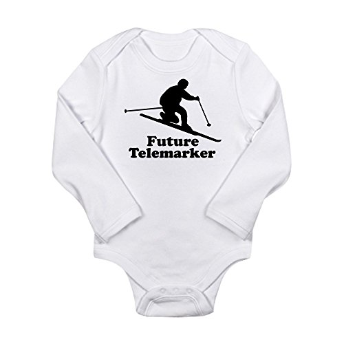 CafePress - Long Sleeve Infant Bodysuit - Cute Long Sleeve Infant Bodysuit Baby Romper