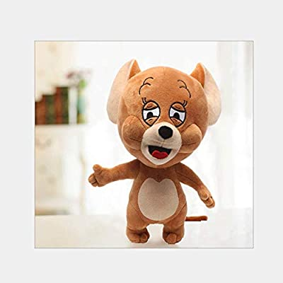 Poooc Creative Party Mouse Plush Toy Cute Zodiac Mouse Mascot Ragdoll Doll Preschool Storytelling Kids Toy Lifelike Cartoon Puppet Parent-Child Interactive Game Props Plush PP Cotton Toys: Sports & Outdoors