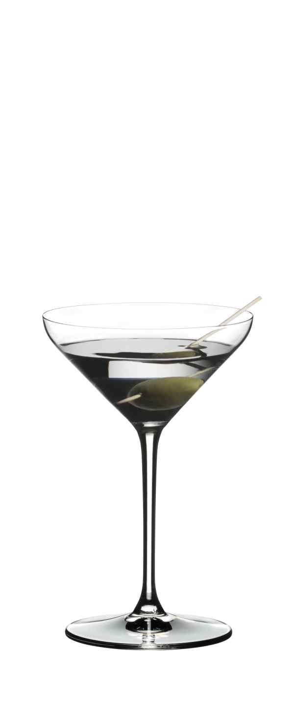 Riedel SST (SEE, SMELL, TASTE) Martini Glass, Set of 2