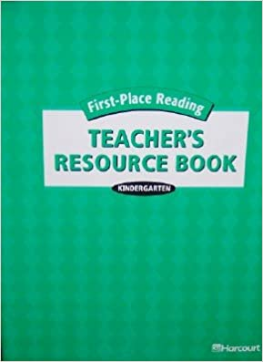 First-Place Reading Teacher's Resource Book Grade K