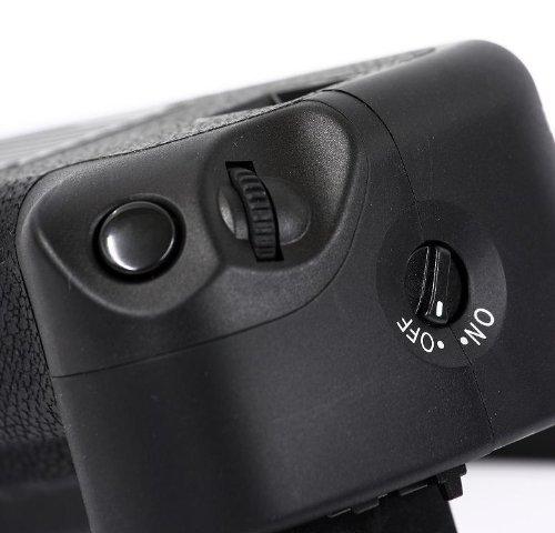 con 2 bater/ías BP-511A de repuesto reemplaza la bater/ía BG-E2 30D 40D Impulsfoto Meike Empu/ñadura de bater/ía para c/ámaras Canon EOS 50D similar a BG-E2N