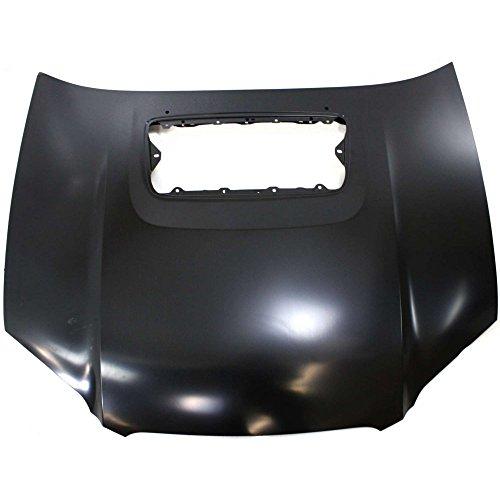 Evan-Fischer EVA17072033427 Hood for Subaru Impreza 04-05 Steel WRX/WRX Sti Model ()