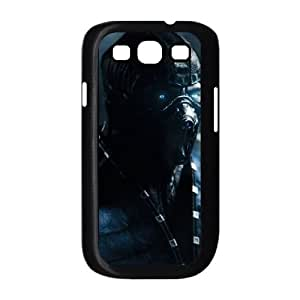 Mortal Kombat 37 iPhone 6 4.7 Inch Cell Phone Case Black Cell Phone Case Cover EEECBCAAK01497